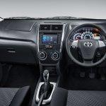 2015 Toyota Grand New Veloz interior press image