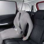2015 Toyota Grand New Veloz rear ISOFIX point press image