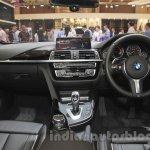 2016 BMW 3 Series dashboard at the 2015 Gaikindo Indonesia International Auto Show (GIIAS 2015)