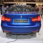 2016 BMW 3 Series rear at the 2015 Gaikindo Indonesia International Auto Show (GIIAS 2015)
