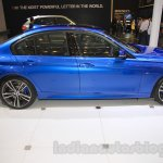 2016 BMW 3 Series side view at the 2015 Gaikindo Indonesia International Auto Show (GIIAS 2015)