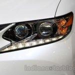 2016 Lexus ES300h headlamp at the 2015 Gaikindo Indonesia International Motor Show (2015 GIIAS).