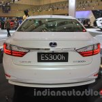 2016 Lexus ES300h rear at the 2015 Gaikindo Indonesia International Motor Show (2015 GIIAS).