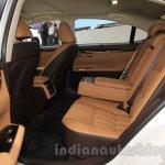 2016 Lexus ES300h rear cabin at the 2015 Gaikindo Indonesia International Motor Show (2015 GIIAS).