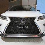 2016 Lexus RX at the 2015 Gaikindo Indonesia International Motor Show (2015 GIIAS)