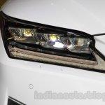 2016 Lexus RX headlamp at the 2015 Gaikindo Indonesia International Motor Show (2015 GIIAS)
