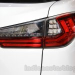 2016 Lexus RX taillamp at the 2015 Gaikindo Indonesia International Motor Show (2015 GIIAS)