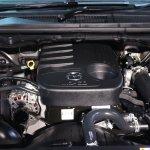 2016 Mazda BT-50 PRO Thailand launch engine