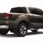 2016 Mazda BT-50 PRO front rear quarter full official