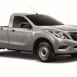 2016 Mazda BT-50 PRO front three quarter variant official