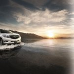 2016 Mazda BT-50 PRO front three quarter water official