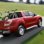 2016 Mazda BT-50 PRO rear three quarter official