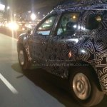 2016 Renault Duster side spotted testing