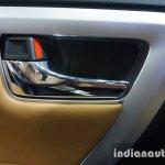 2016 Toyota Fortuner 2.8 AT door handle at Thailand Big Motor Sale
