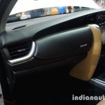 2016 Toyota Fortuner 2.8 AT interior at Thailand Big Motor Sale