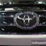 2016 Toyota Fortuner 2.8 AT radiator grille at Thailand Big Motor Sale