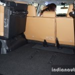2016 Toyota Fortuner 2.8 AT rear seats folded up at Thailand Big Motor Sale