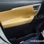 2016 Toyota Fortuner 2.8 door card at Thailand Big Motor Sale
