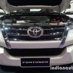 2016 Toyota Fortuner fascia front at Thailand Big Motor Sale