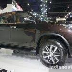 2016 Toyota Fortuner front three quarter left at Thailand Big Motor Sale