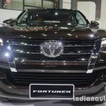 2016 Toyota Fortuner front view at Thailand Big Motor Sale