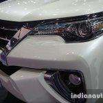 2016 Toyota Fortuner headlight and foglight at Thailand Big Motor Sale