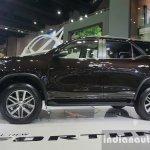 2016 Toyota Fortuner side profile at Thailand Big Motor Sale