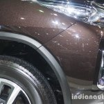 2016 Toyota Fortuner wheel arch at Thailand Big Motor Sale