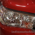 2016 Toyota Hilux Double Cab headlamp at the 2015 Gaikindo Indonesia International Auto Show (2015 GIIAS).