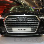 Audi Q7 front at the Gaikindo Indonesia International Auto Show 2015