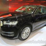 Audi Q7 front three quarter right at the Gaikindo Indonesia International Auto Show 2015