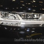 Audi Q7 headlamp at the Gaikindo Indonesia International Auto Show 2015