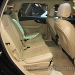 Audi Q7 rear seat at the Gaikindo Indonesia International Auto Show 2015