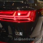 Audi Q7 taillight at the Gaikindo Indonesia International Auto Show 2015