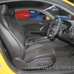 Audi TT Coupe front seats at the Gaikindo Indonesia International Auto Show 2015