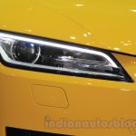 Audi TT Coupe headlamp at the Gaikindo Indonesia International Auto Show 2015