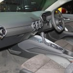 Audi TT Coupe interior at the Gaikindo Indonesia International Auto Show 2015