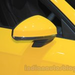 Audi TT Coupe mirror at the Gaikindo Indonesia International Auto Show 2015