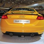 Audi TT Coupe rear at the Gaikindo Indonesia International Auto Show 2015