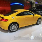 Audi TT Coupe rear three quarter at the Gaikindo Indonesia International Auto Show 2015
