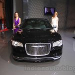 Chrysler 300C front at the Indonesia International Motor Show 2015