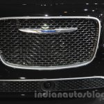 Chrysler 300C grille at the Indonesia International Motor Show 2015