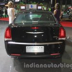 Chrysler 300C rear at the Indonesia International Motor Show 2015