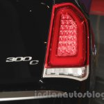 Chrysler 300C taillamp at the Indonesia International Motor Show 2015