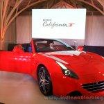 Ferrari California T front end launched in Mumbai