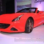 Ferrari California T front quarter launched in Delhi