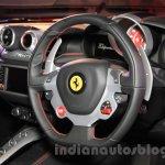 Ferrari California T interior launched in Delhi