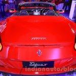 Ferrari California T rear launched in Delhi