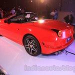 Ferrari California T rear three quarter launched in Delhi