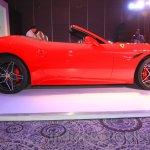 Ferrari California T side launched in Delhi